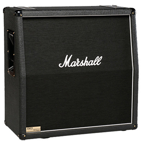 View larger image of Marshall 1960AV Angled Cabinet - 4x12