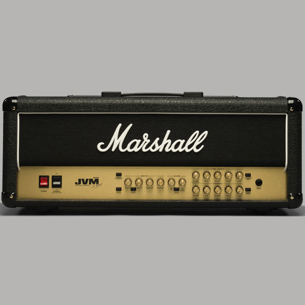 View larger image of Marshall Amps - JVM205H Guitar Amp - 2 Channel 50W Valve Head