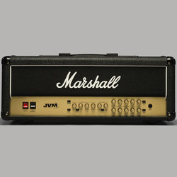Marshall Amps - JVM205H Guitar Amp - 2 Channel 50W Valve Head