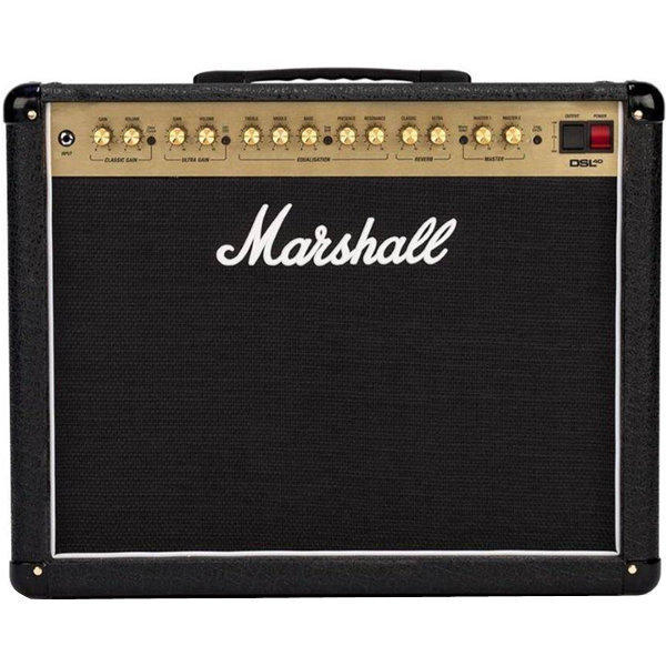 View larger image of Marshall DSL40CR Tube Guitar Combo Amp