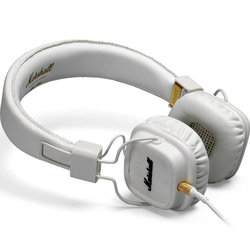 Marshall Major II Headphones - White