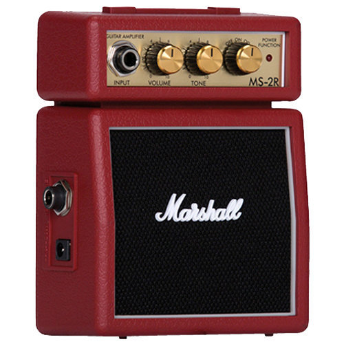 View larger image of Marshall Micro Amp - Red
