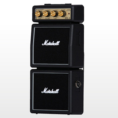 View larger image of Marshall MS-4 Micro Stack Guitar Amplifier