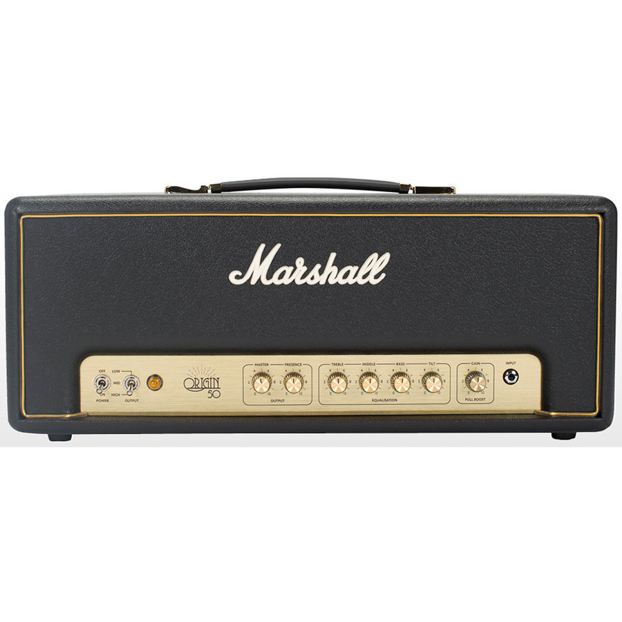 View larger image of Marshall Origin OR150H Tube Combo Amp Head