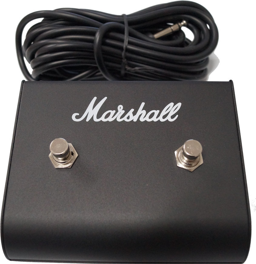 View larger image of Marshall PEDL91004 Footswitch Pedal - Dual Latching Non LED