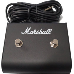 Marshall PEDL91004 Footswitch Pedal - Dual Latching Non LED