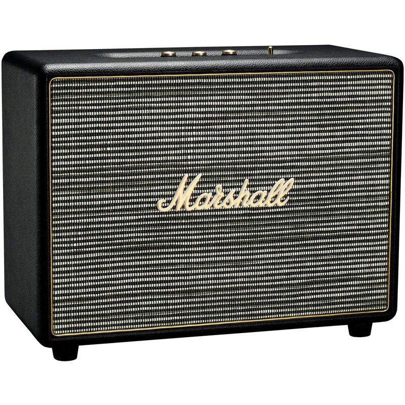 View larger image of Marshall Woburn Portable Bluetooth Speaker - Black