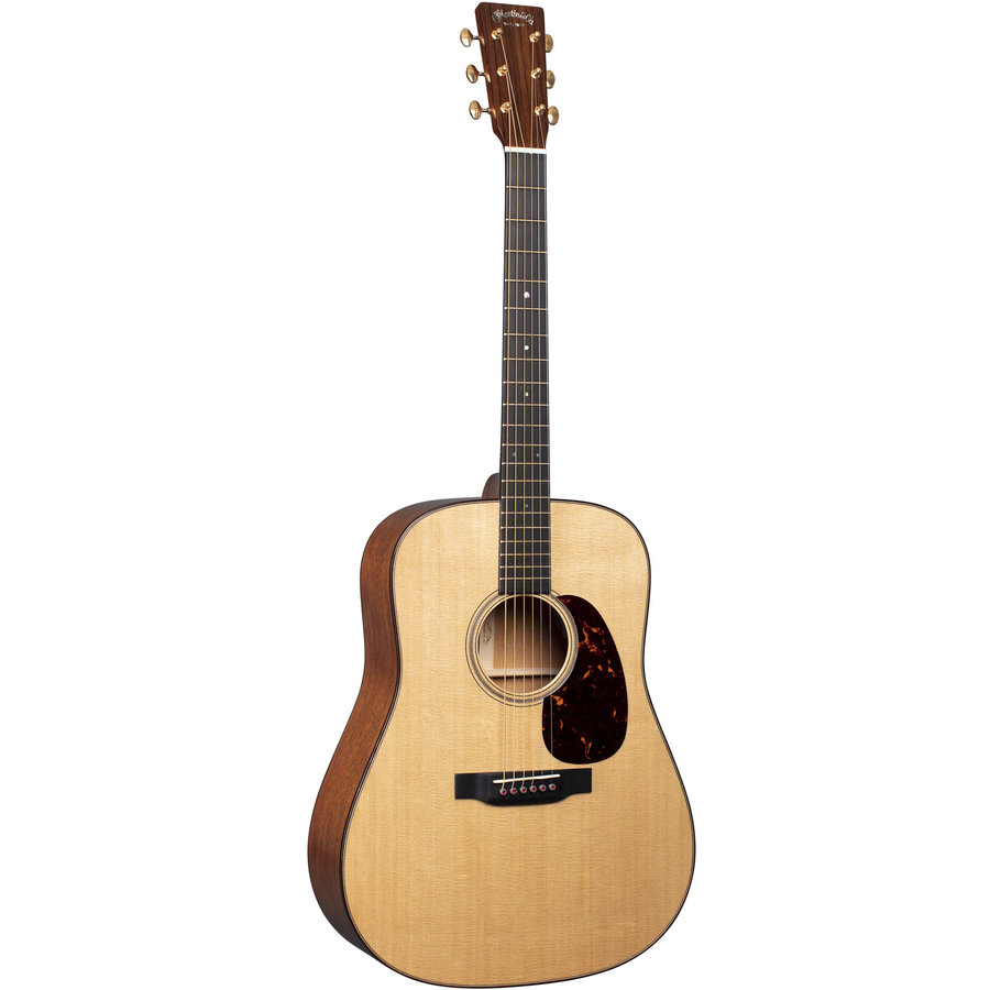 View larger image of Martin D-18E Modern Deluxe Acoustic-Electric Guitar