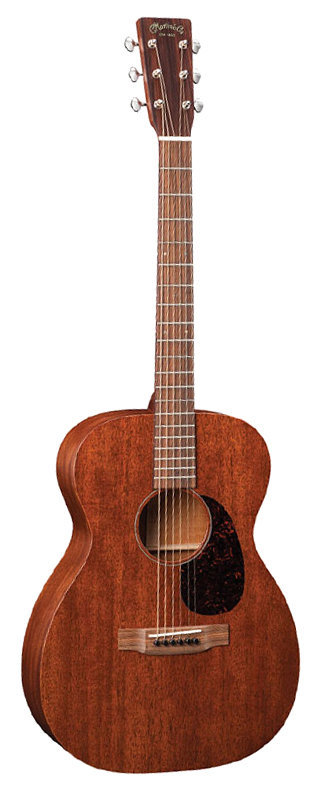 View larger image of Martin Guitar 00-15M 00-14 Fret Acoustic Guitar - Left