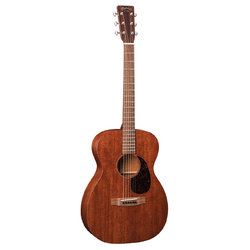 Martin Guitar 00-15M 00-14 Fret Acoustic Guitar - Left