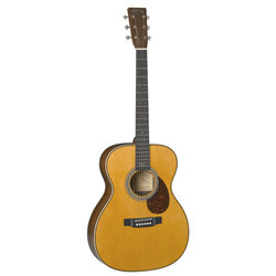 Martin Guitar OMJM John Mayer 000-14 Fret Acoustic Guitar