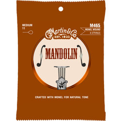 Martin Mandolin Strings - Monel, Standard