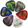 View larger image of Martin Multi-Color Pearloid Picks - 6 Pack
