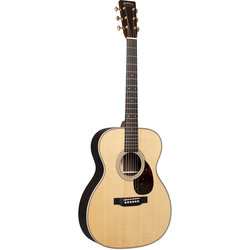 Martin OM-28E Modern Deluxe Acoustic-Electric Guitar