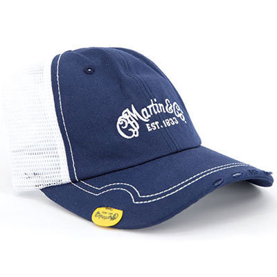View larger image of Martin Pick Hat - Navy