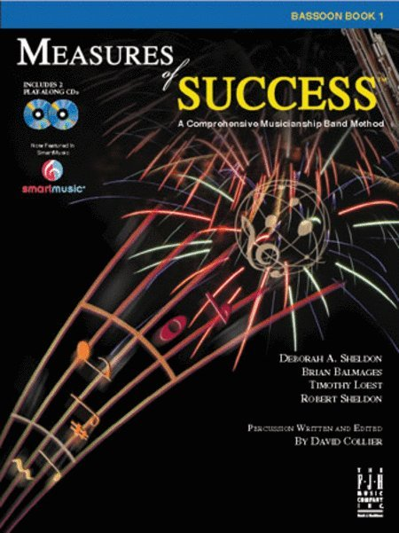 View larger image of Measures of Success Book 1 w/2CD - Bassoon