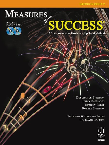 View larger image of Measures Of Success Book 2 w/2CD - Bassoon
