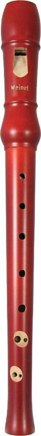 View larger image of Meinel Soprano Recorder in C - 2-Piece, Maple Brown