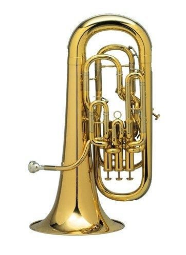 View larger image of Meinl Weston 451-l Euphonium in Clear Lacquer