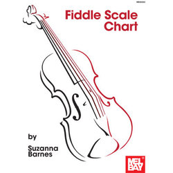 MelBay Music - Fiddle Scale Chart