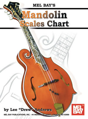 View larger image of MelBay Music - Mandoline Scales Chart