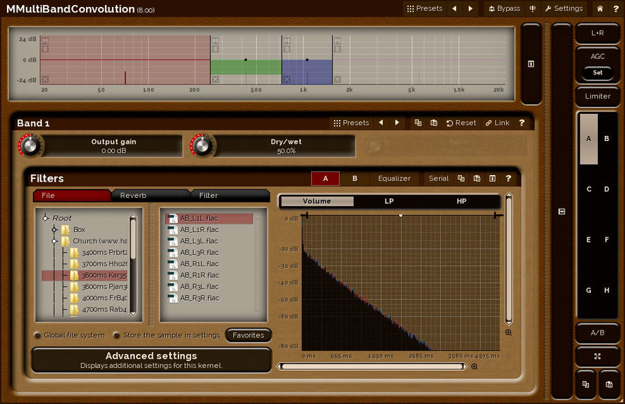 View larger image of MeldaProduction MMultiBandConvolution - Digital Download