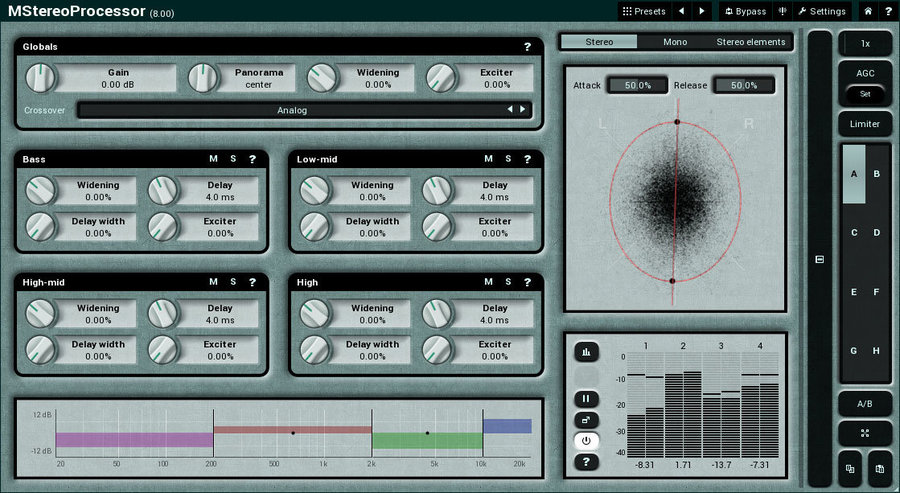 View larger image of MeldaProduction MStereoProcessor - Digital Download