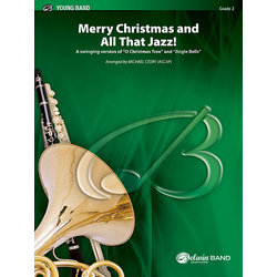 Merry Christmas, and All That Jazz! - Score & Parts, Grade 2