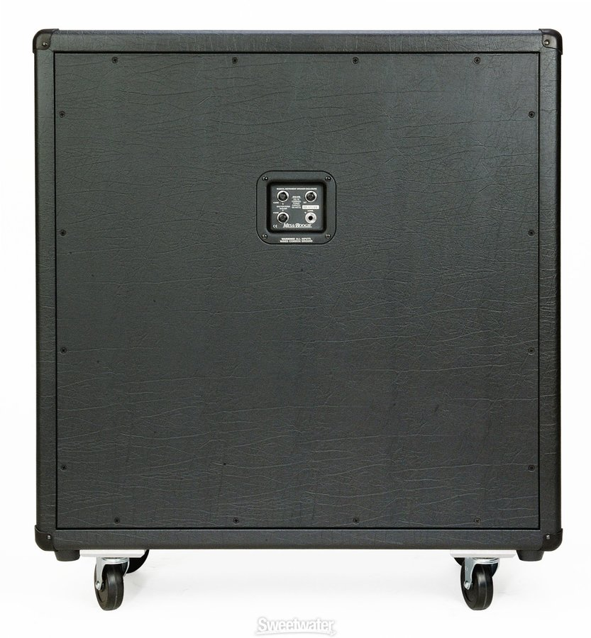 View larger image of MESA/Boogie 4x12 Recto Traditional Straight Guitar Amplifier Cabinet