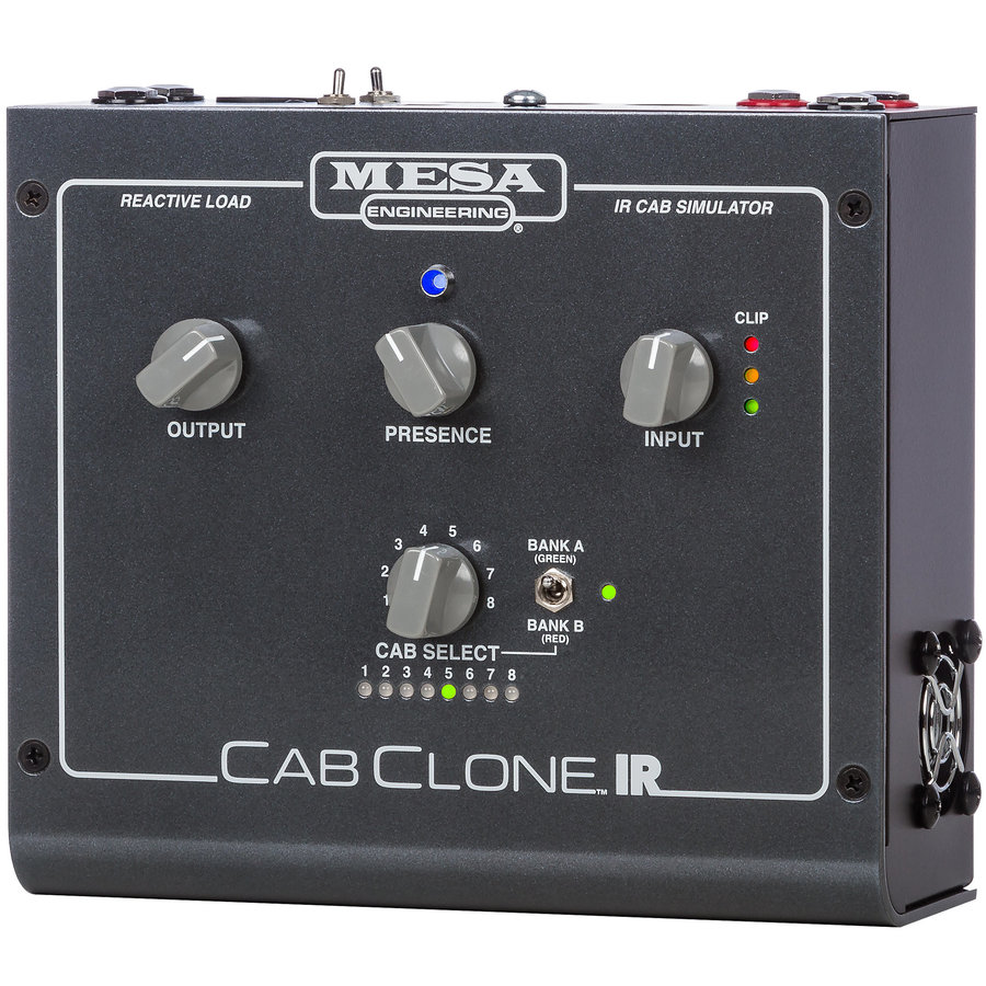 View larger image of MESA/Boogie CabClone IR Cabinet Simulator - 16 ohm