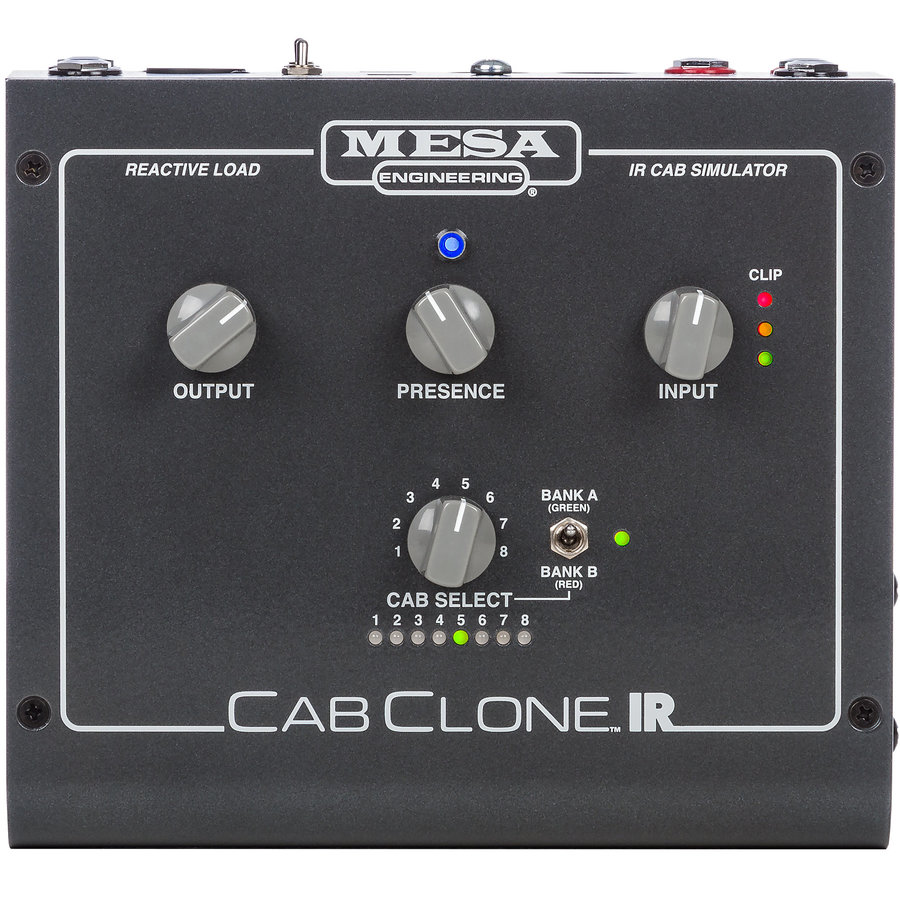 View larger image of MESA/Boogie CabClone IR Cabinet Simulator - 4 ohm