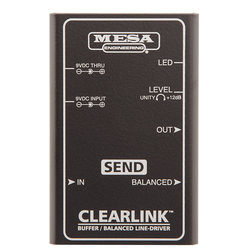 MESA/Boogie Clearlink Send Line Driver Pedal