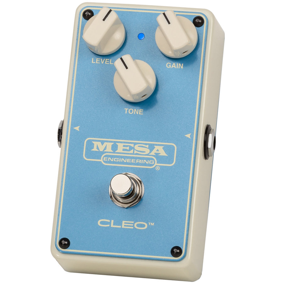 View larger image of MESA/Boogie Cleo Transparent Boost / Overdrive Pedal