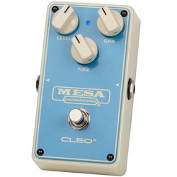 MESA/Boogie Cleo Transparent Boost / Overdrive Pedal