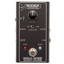 MESA/Boogie High-Wire Dual Buffer / Line Driver Pedal