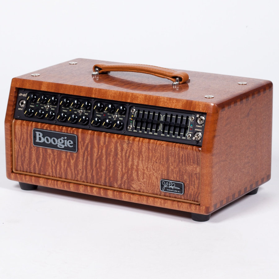 View larger image of MESA/Boogie JP-2C John Petrucci Head - Private Reserve Limited Sapale