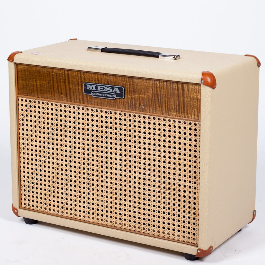 View larger image of MESA/Boogie Lone Star 23 Cabinet - Vanilla Bronco, AAA Wood Front Panel