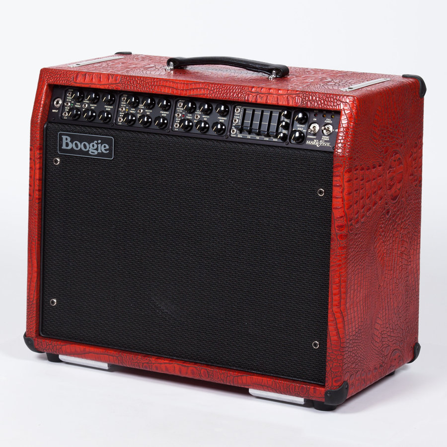 View larger image of MESA/Boogie Mark Five Combo - Antique Red Crocodile