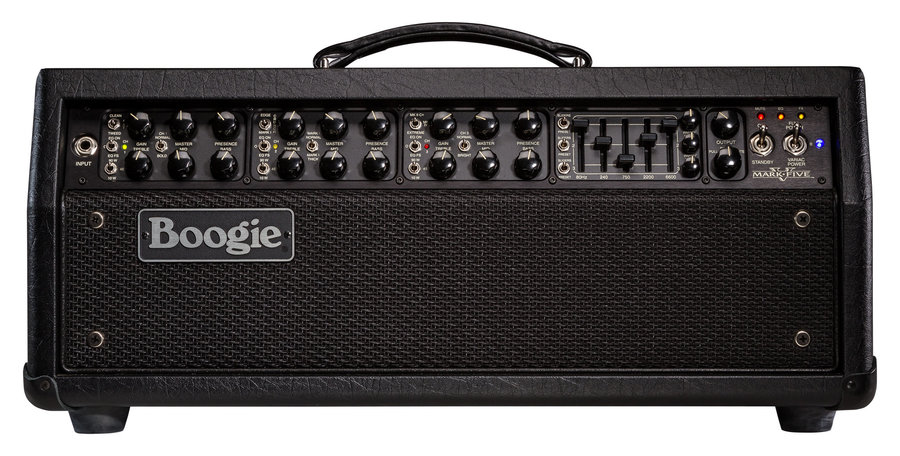 View larger image of MESA/Boogie Mark Five Head