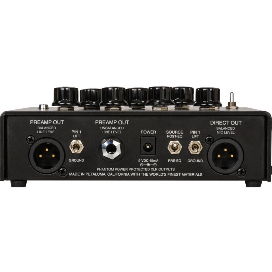 View larger image of MESA/Boogie Subway Bass DI-Preamp