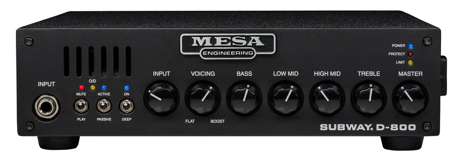 View larger image of MESA/Boogie Subway D-800 Head