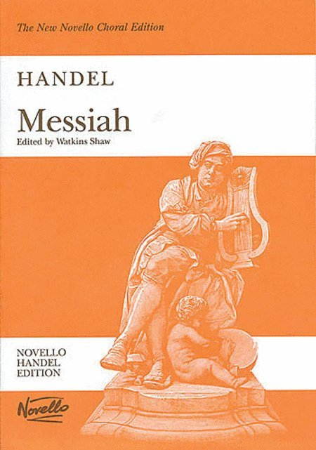 View larger image of Messiah - Vocal Score