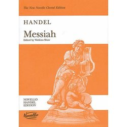 Messiah - Vocal Score