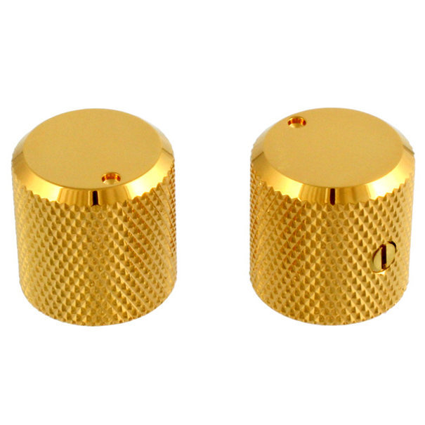 View larger image of Metal Knobs - Gold