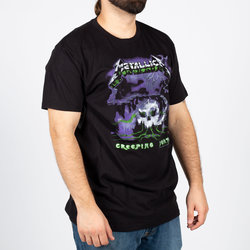 Metallica Creeping Death T-Shirt - Men's Small