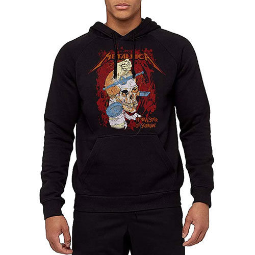 View larger image of Metallica Harvester of Sorrow Hoodie - Men's Small