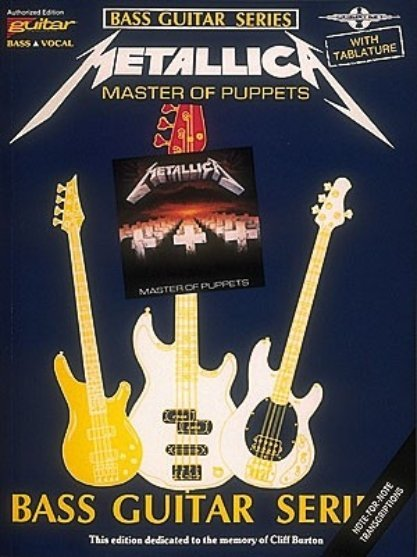 View larger image of Metallica - Master of Puppets