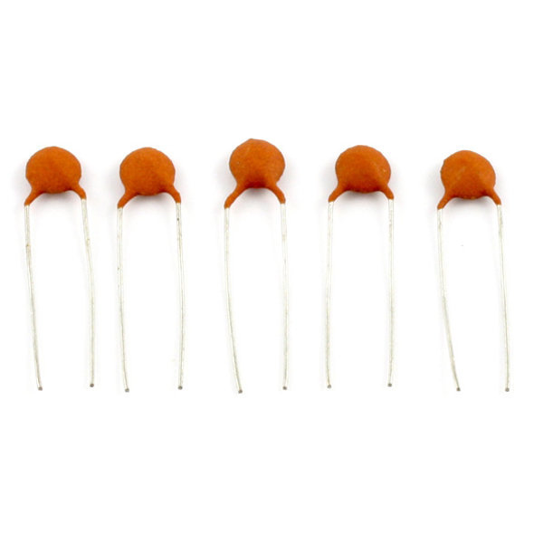 View larger image of MFD Capacitors - .033, 5 Pieces