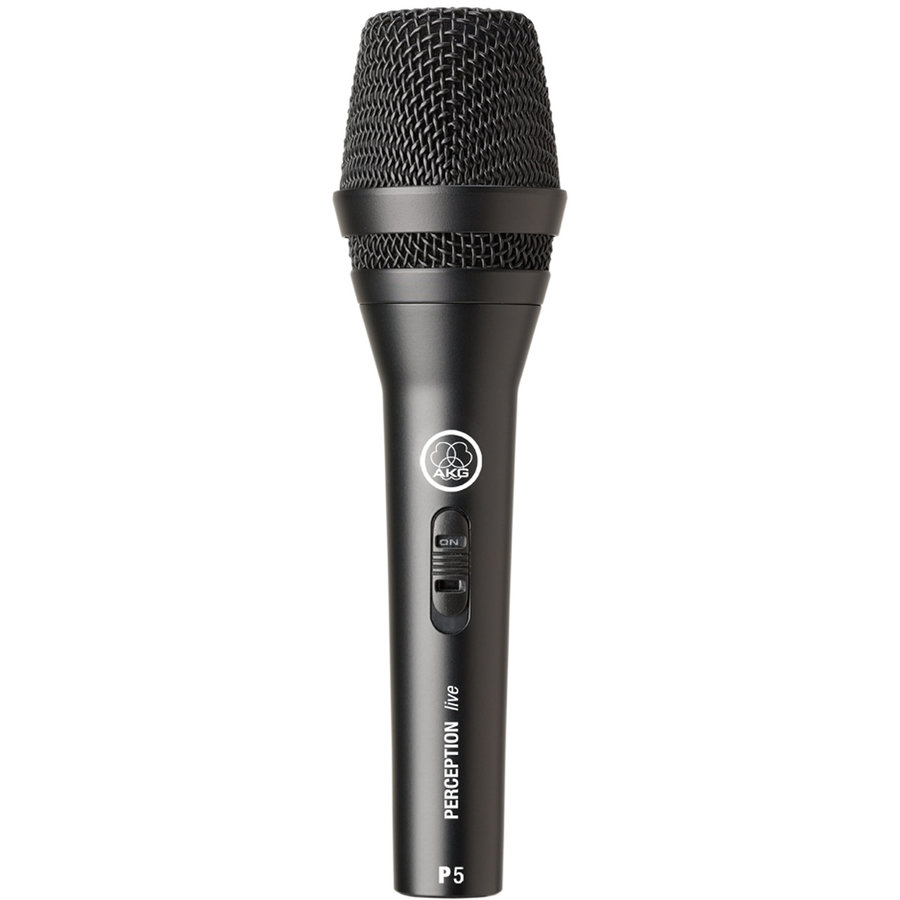 View larger image of AKG P5S High Performance Dynamic Vocal Microphone