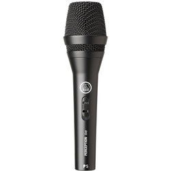 AKG P5S High Performance Dynamic Vocal Microphone